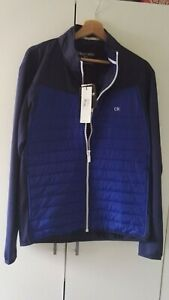 CALVIN KLEIN GOLF MENS JACKET Insul-Lite size L BRAND NEW WITH TAGS