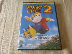 Stuart Little 2 (DVD, 2003) Region 4 Michael J. Fox, Geena Davis