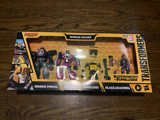Transformers Buzzworthy Bumblebee War For Cybertron WORLDS COLLIDE 4 pk IN HAND