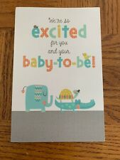 Baby Shower Greeting Card Box 8
