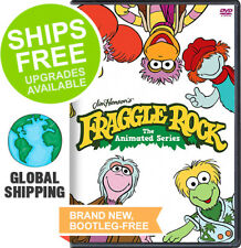 Fraggle Rock Complete Animated Series Collection (DVD, 2018) NEW, Sealed