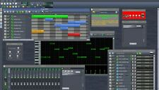 Music Production Software Pro for Windows Mac LMMS Sound & Music Studio Download