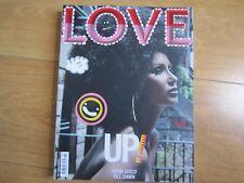 Love Magazine 18 Autumn / Winter 2017 Iman,Kate Moss,Inez & Vinoodh New.