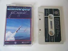 STATUS QUO JUST SUPPOSIN' CASSETTE TAPE 1980 GREEN PAPER LABEL VERTIGO UK
