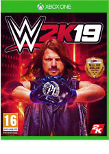 WWE 2K19 XBOX ONE BRAND NEW FAST DELIVERY!