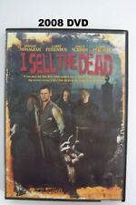 I Sell the Dead 2010 DVD Horror Ghouls Ghosts Corpse Snatchers 19th Century