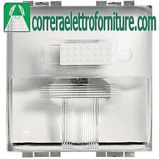 BTICINO LIVINGLIGHT antracite lampada di segnalazione 2P 230VA L4374/230