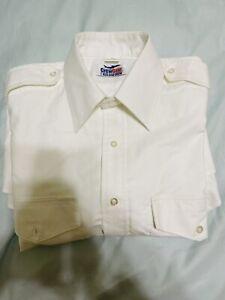 crewgear aviator shirt Short Sleeve 15.5