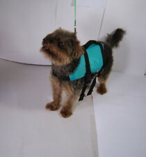 Dog life preserver New XS pet safety vest pet flotation device pet life jacket