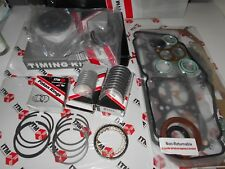 Toyota Corolla 3TC 81-82 Engine Rebuild Kit - Rings - Bearings - Gaskets timing