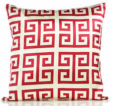 Unbranded Polyester Geometric Decorative Cushions