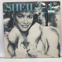 "Sheila E. - The Glamorous Life (LP, 12"" Maxi Single, 1984) VG"