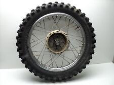 Yamaha DT175 DT 175 Enduro #4248 Chrome Rear Wheel & Tire