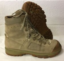 LOWA ELITE DESERT COMBAT BOOTS - Size: 13 Large , British Army Issue