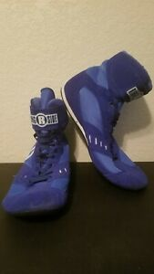 Ringside Low Top Boxing Shoes Boots Size 13 Great Condition Fast Shipping