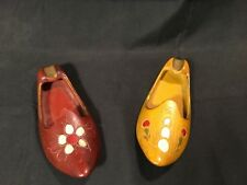 Ceramic Ash Tray Slippers – 2 Pieces – Made in Italy