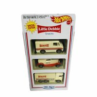 Hot Wheels-1994-LITTLE DEBBIE(McKee)-3 vehicle set-Special Edition Set