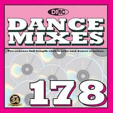 DMC Dance Mixes Issue 178 Chart Music DJ CD * Remixed Chart Tracks *