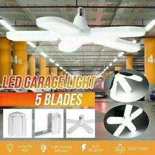 New Listing100W Led Deformable Garage Light Bulb Ceiling Fixture Lights Shop Lamp