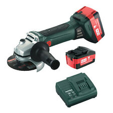 Metabo 18V Cordless 4-1/2in Angle Grinder Kit