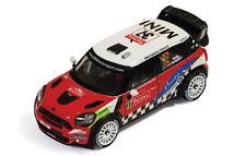 Mini John Cooper Works #37 2nd Monte Carlo 2012 Sordo / Barrio 1:43 Model RAM500