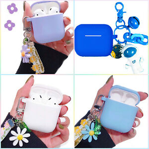 AirPods Case Cover Cute 1/2/Pro Silicone Protect Skin Earphone Charger Cases UK