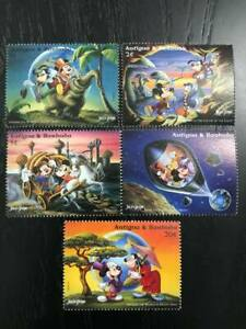 Disney Postage Stamps Antigua & Barbuda