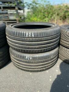 2x Sommerreifen 225/40 R18 92Y Continental ContiSportContact 5 MO Dot19 7mm M24