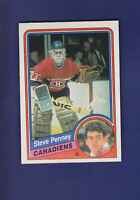 Steve Penney RC 1984-85 O-PEE-CHEE OPC Hockey #269 (NM) Montreal Canadiens