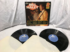 2LP – BILL HALEY / THE BILL HALEY COLLECTION / ENGLAND