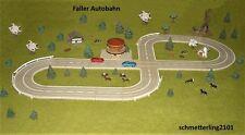 Faller ams Autorennbahn Autobahn