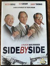 Milton Berle Sid Caesar SIDE BY SIDE ~ 1988 Comedy UK DVD