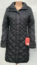 Women North Face 550 Fill Down GREY Parka (Size: XS)