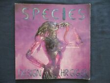 Species Design Movie Art Creation Book H R Giger