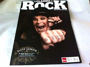 1 Classic Rock Magazine Summer 2013 Issue 186-OZZY OSBOURNE Cover- Etc.