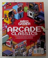 RETRO GAMER 2016 Book Of ARCADE CLASSICS 178 Pages INTERVIEWS Iconic Games No. 2