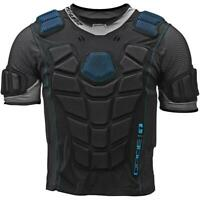 Tour Adult Code 1 Inline Hockey Upper Body Protector Black