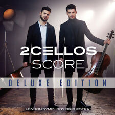 Score by 2Cellos (CD, Aug-2017, 2 Discs, Sony Masterworks)
