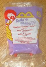 1999 Barbie McDonalds Happy Meal Toy - Giggles n' Swing Kelly #6