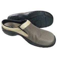 Merrell Men's 13 Slip-On Shoes Encore Bypass J66271 Ortholite Gunsmoke Casual