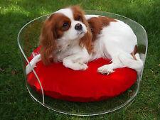 WONDERFUL **** ACRYLIC DESIGNER DOG / CAT BED, pet bed, bedding