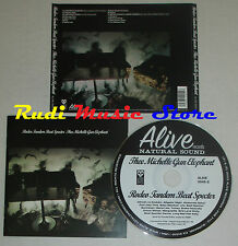 CD THE MICHELLE GUN ELEPHANT Rodeo tandem beat specter 2002 usa ALIVE lp mc