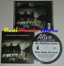 CD THE MICHELLE GUN ELEPHANT Rodeo tandem beat specter 2002 usa ALIVE lp mc