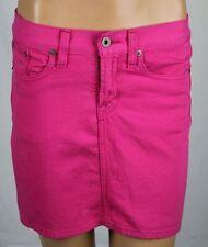 Ralph Lauren Sport Pink Denim Skirt NWT 28