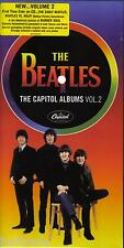 THE BEATLES / THE CAPITOL ALBUMS VOL. 2 * NEW 4 CD-BOXSET * NEU *