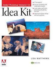 USED (GD) Adobe Photoshop Elements 3.0  Idea Kit by Lisa Matthews