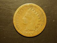 1864  INDIAN HEAD CENT #2