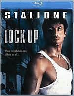 LOCK UP (Sylvester Stallone) - BLU RAY - Region free  - Sealed