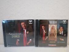 Dyango 2 CD Disc Set Intimamente,Trilogia Feat Valeria Lynch Jose Luis Rodriguez