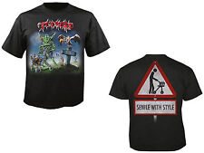 TANKARD - One Foot In The Grave - T-Shirt - Größe / Size XXL - Neu